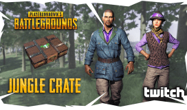 Jungle Crate Free